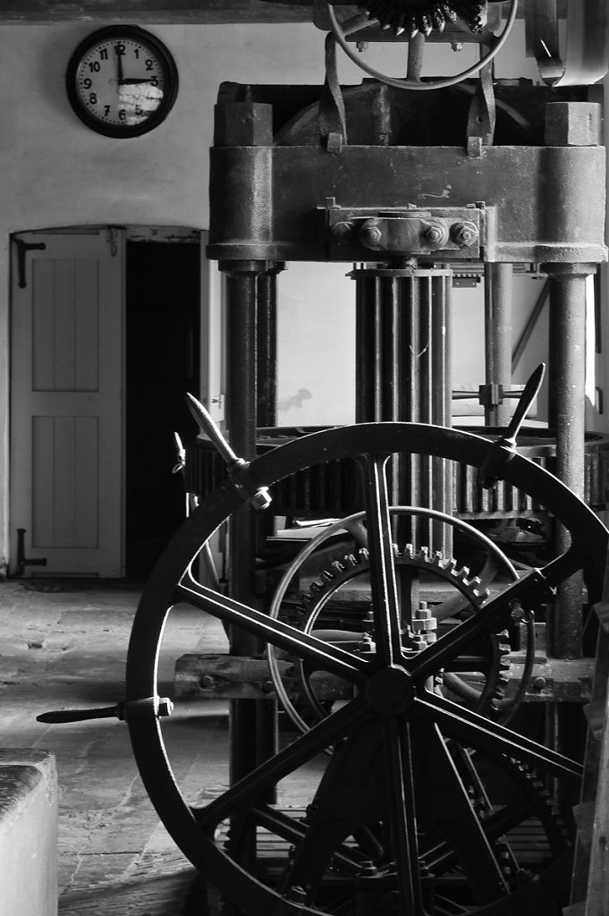 Inside the Paper Mill