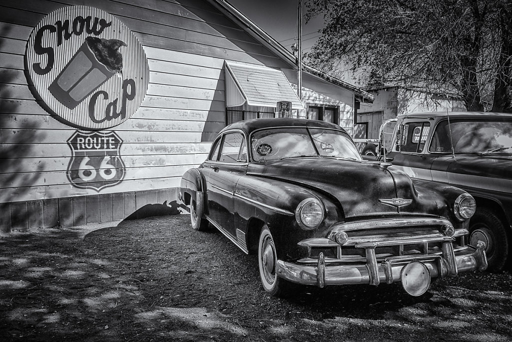 Chevy on the Route 66